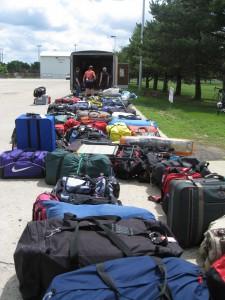 TTR Luggage 2009